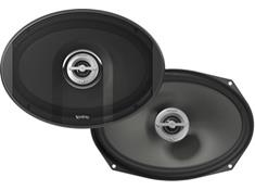 "on high-performance Infinity 6""x9"" car speakers"