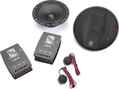 Sound Ordnance Component Speakers