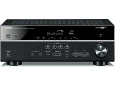 on a Yamaha RX-V483 5.1-channel home theatre receiver