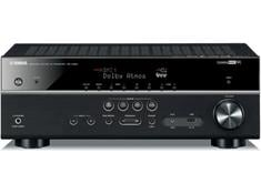 on a Yamaha RX-V583 7.2-channel home theatre receiver