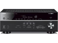 on a Yamaha RX-V683 7.2-channel home theatre receiver