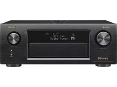 on a Denon AVR-X4400H 9.2-channel home theatre receiver