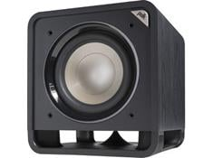 on a Polk HTS 10 subwoofer