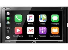 on popular JVC car audio gear