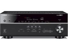 on these Yamaha 7.2-channel home theatre receivers