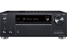 on an Onkyo TX-RZ630 9.2-channel home theatre receiver
