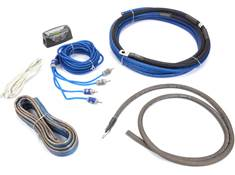 Kicker Amp Wiring Kits