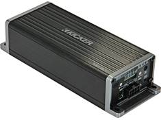 Kicker Car Amplifiers