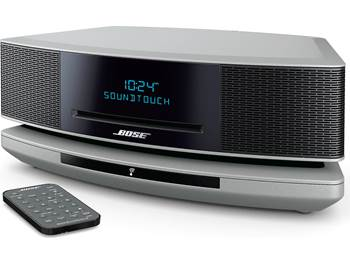 on a Bose® Wave® SoundTouch® wireless music system IV