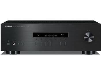 on a Yamaha R-S202 stereo receiver