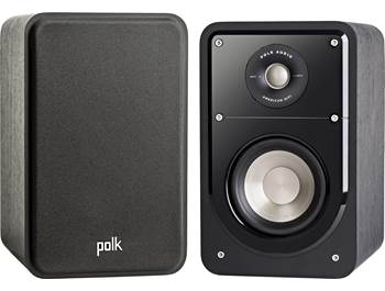 on Polk Signature Series speakers