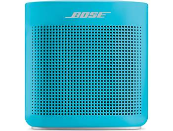 on a Bose® SoundLink® Color Bluetooth speaker II
