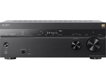 on a Sony STR-DN1080 7.2-channel home theatre receiver