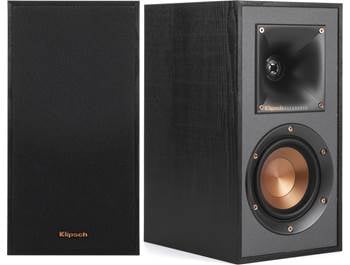 on Klipsch Reference Series speakers