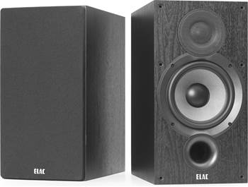 on ELAC Debut speakers