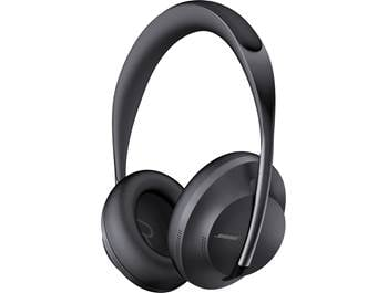 on Bose® headphones
