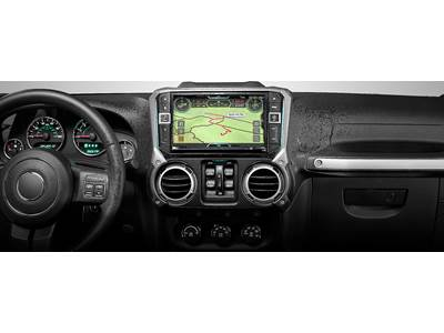 Alpine X209-WRA-OR In-Dash Restyle System