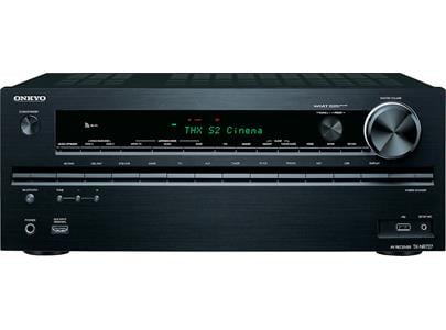High-res Home Theater Receivers