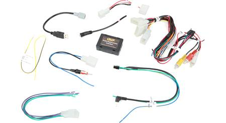 Crux SWRTY-61N Wiring Interface