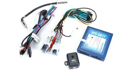 PAC RP5-GM11 Wiring Interface
