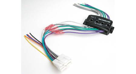 Scosche CGM02 Wiring Interface