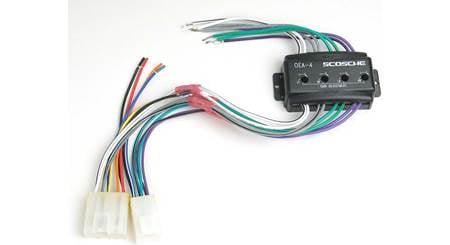 Scosche CNN02 Wiring Interface