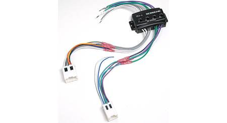 Scosche CNN03 Wiring Interface