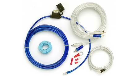 EFX 10-gauge Amplifier Wiring Kit