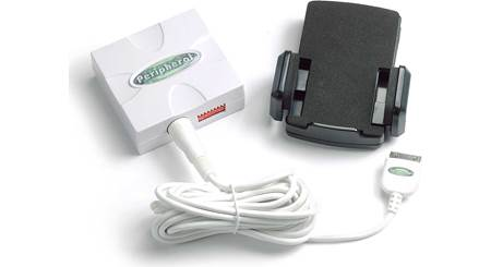 Peripheral iPod® adapter