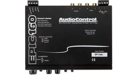 AudioControl EPIC-160