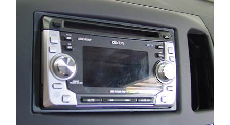 Mitsubishi Lancer In-dash Receiver Kit