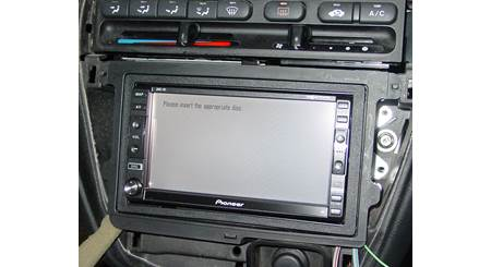 In-dash Receiver Kit