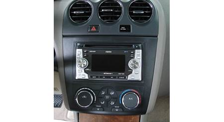 Nissan Altima In-dash Receiver Kit