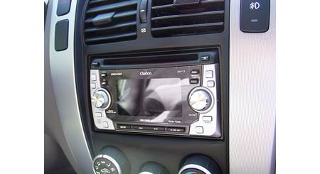 Hyundai Tucson In-dash Receiver Kit