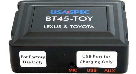 USA Spec BT45-TOY