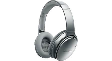 Bose® QuietComfort® 35 (Series I) Acoustic Noise Cancelling® wireless headphones