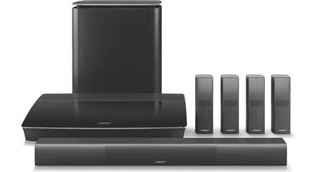 Bose® Lifestyle® 650 home theatre system