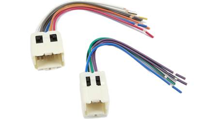 Metra 70-7550 Receiver Wiring Harness