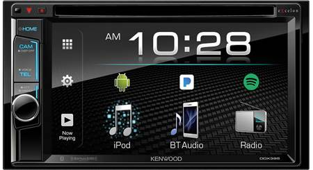 Kenwood Excelon DDX395