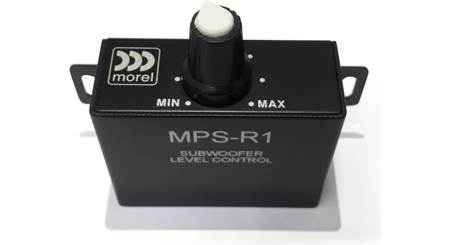 Morel MPS-R1