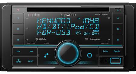 Kenwood Excelon DPX794BH