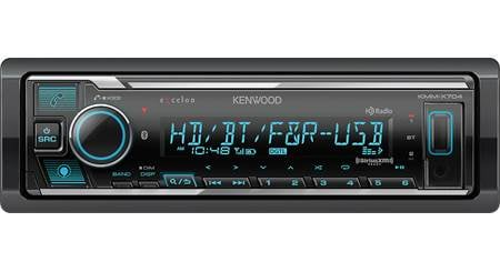 Kenwood Excelon KMM-X704