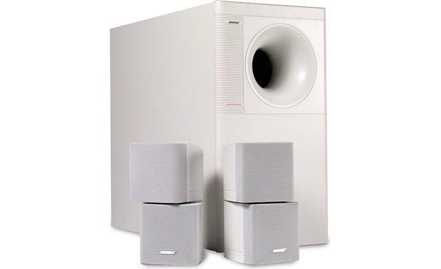 bose acoustimass 5 series iii speaker system white at rh crutchfield ca Bose Acoustimass 5 Series III Bose Acoustimass 5 Series 11