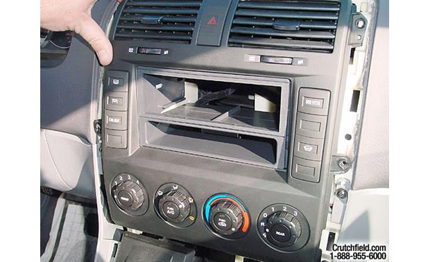 American International KIA-K1240 Dash Kit Research photo: Sedona