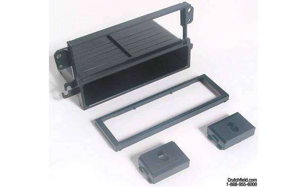 American International DAE-K660 Dash Kit Kit package including bezel and brackets