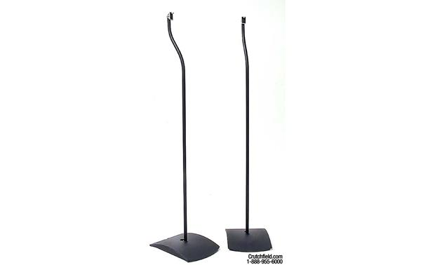 Bose® UFS-20 universal floor stands Black