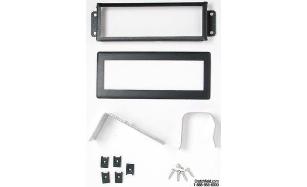 Ford/Mercury In-dash Receiver Kit Front