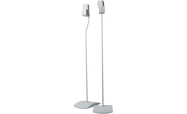 Bose® UFS-20 universal floor stands White (speakers not included)