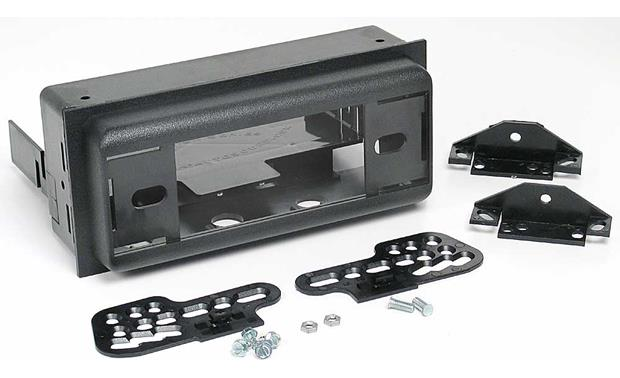 Metra 92-3008P Dash Kit Kit package including bezel, brackets, and mounting hardware