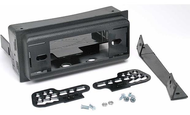 Metra 92-3056P Dash Kit Kit package with included bezel, brackets, and mounting hardware